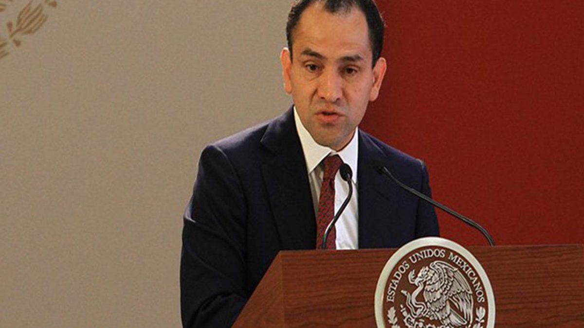 Avalan a Arturo Herrera como secretario de Hacienda
