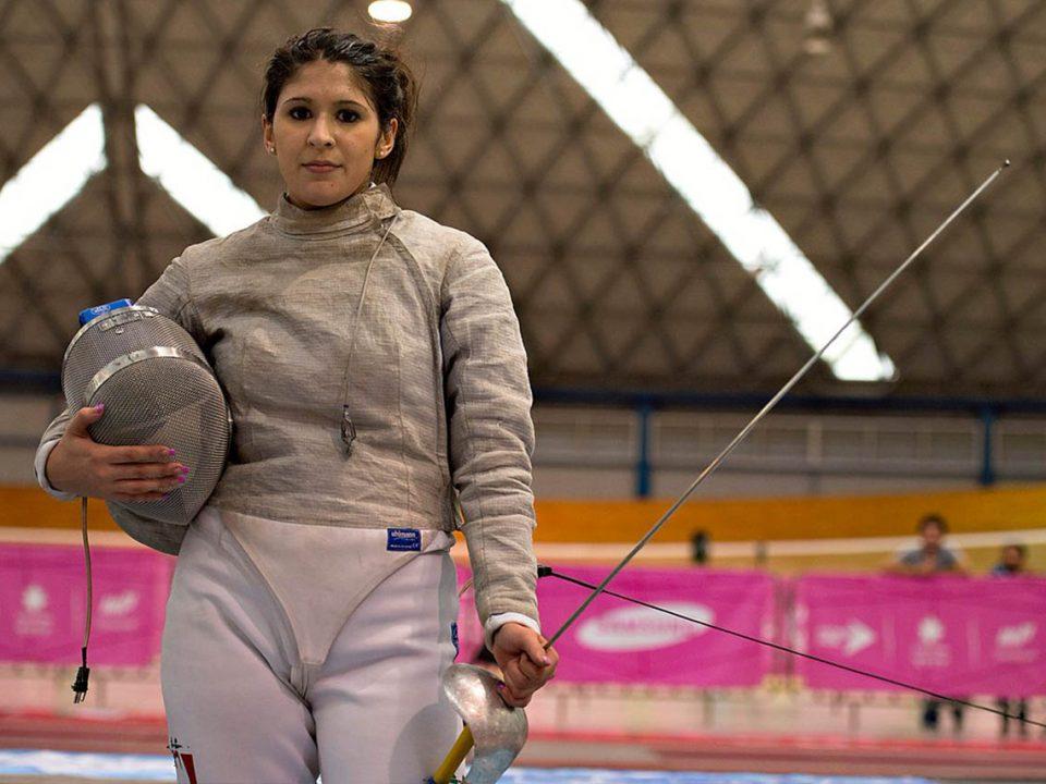Pierde Paola Pliego en el Mundial de Esgrima ante una mexicana