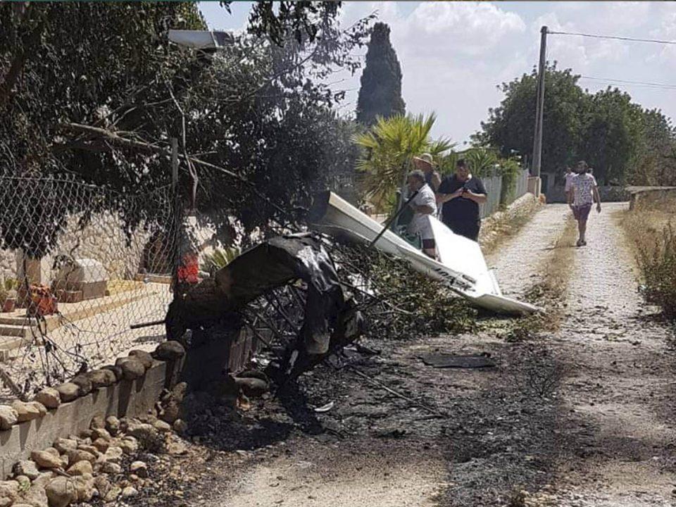 Mueren 7 personas tras choque entre avioneta y helicóptero en Mallorca, España