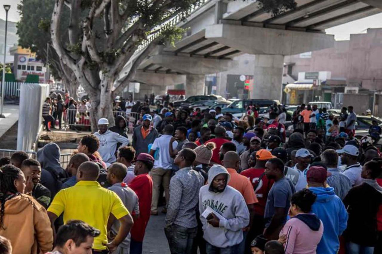 Abren Bolsa De Trabajo Para Migrantes Enviados De Eu A