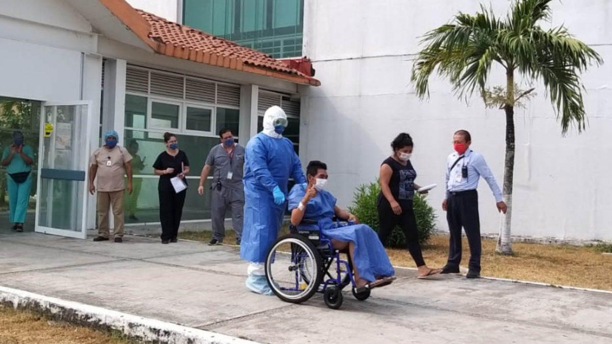 33,892 casos confirmados de Covid se reportan en Tabasco; suman 46 en 24 horas
