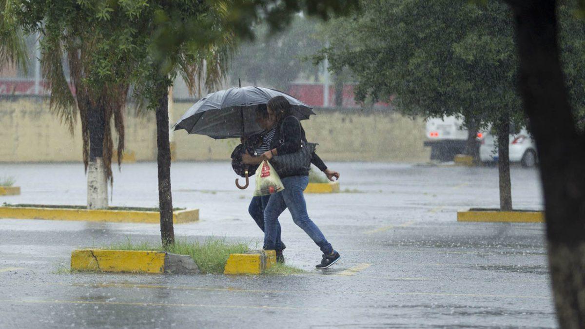 Pronostica Protección Civil lluvias fuertes a intensas para este ...